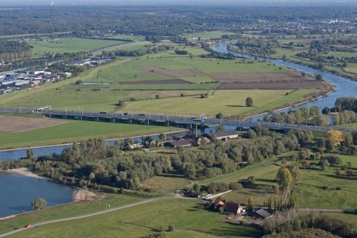 Rivierklimaatpark IJsselpoort door Fokko Erhart